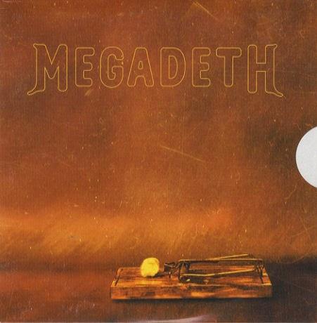 Singles megabox megadeth