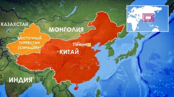 Китайская полиция застрелила 13 уйгуров
