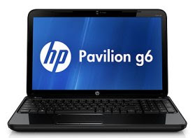 HP Pavilion g6-2215 Windows 8 Laptop
