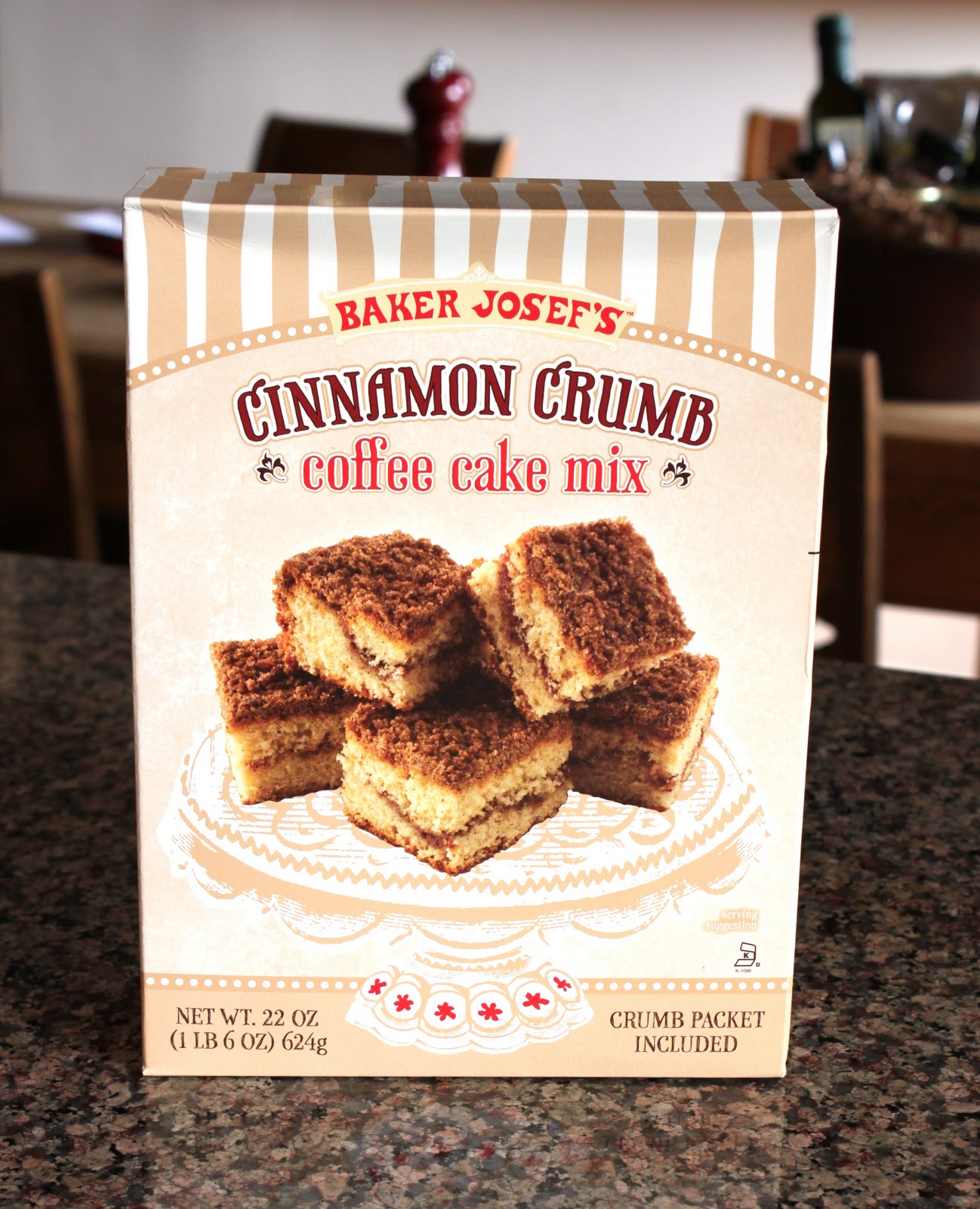 Where Can I Buy Aunt Jemima Coffee Cake Mix