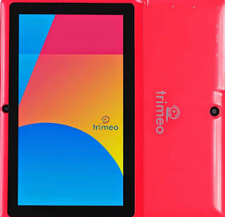 Trimeo 7 inch Tablet KitKat Firmware