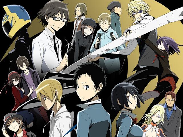 Durarara!!x2 Shou Anime