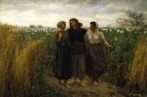 Rural Contempornea Jules Breton