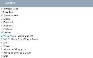 Crear Atajos (accesos) del UC Browser en teclado QWERTY