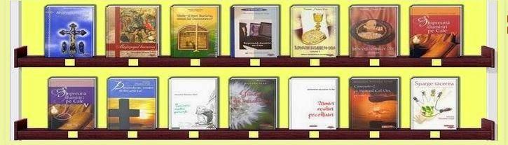 Cărțile maicii Siluana
