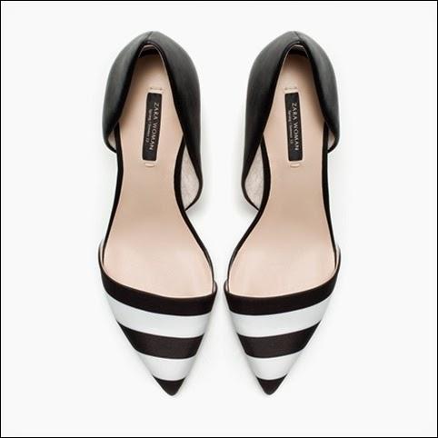 zara-çizgili-ayakkabı