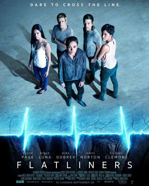 """""""FLATLINERS"""""""