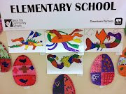 Leeds Elementary School Art Projects