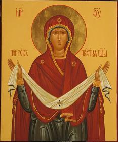 Покровительство и заступничество Божией Матери в судьбах России .