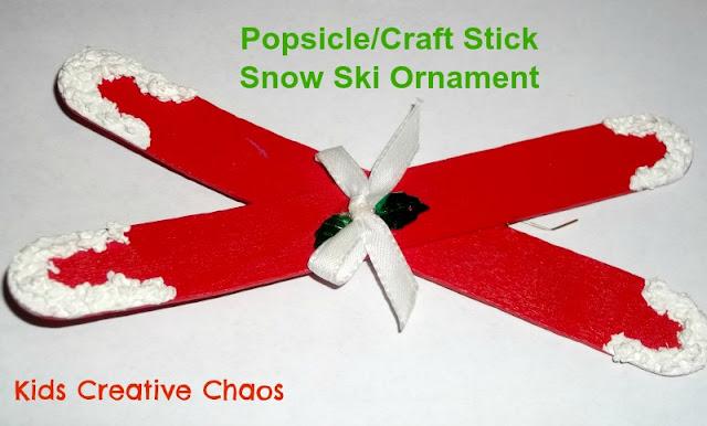 Ski Craft for Kids