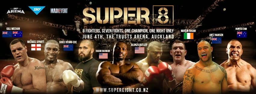 Watch Kali Meehan vs. Hunter Sam live Boxing on June 4 2014