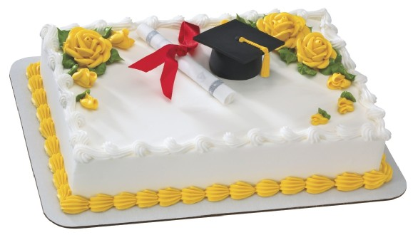 Cake Decorating For Graduation : Graduation Sheet Cake Ideas Graduation Cake gallery