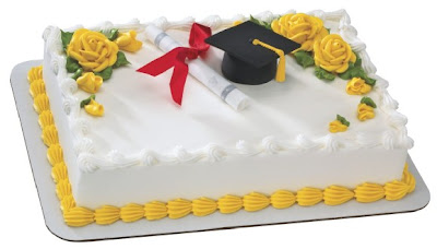 Graduation Sheet Cake Decorations