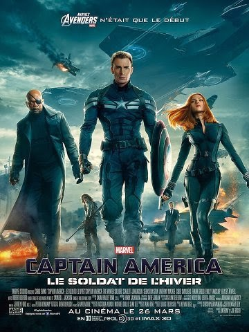 Captain America 2 en Streaming