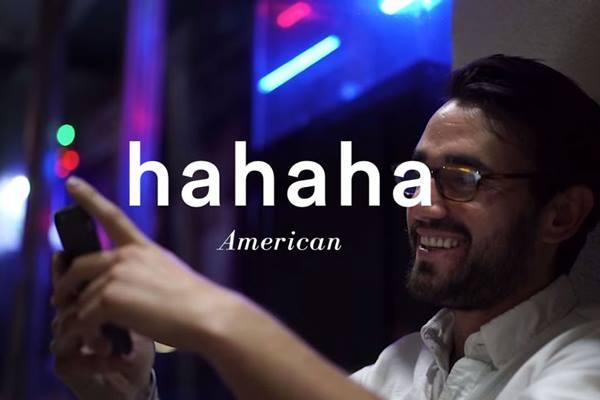 Pesan Ketawa Orang Amerika