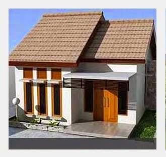 Contoh Desain Rumah Minimalis Sederhana 8