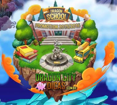 A Escola de Dragões 2015!