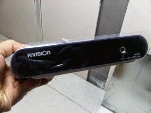 decoder tv k-vision