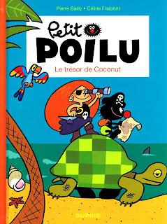 [Bailly, Pierre] Petit Poilu - Tome 9: Le trésor de Coconut  Petit+poilu