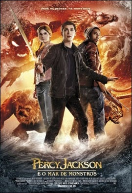 Percy Jackson e o Mar dos Monstros Percy Jackson e o Mar de Monstros Dublado Torrent