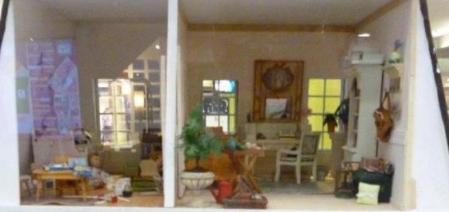 Construir tu casa en miniatura marzo 2012 for Cuarto para las 5