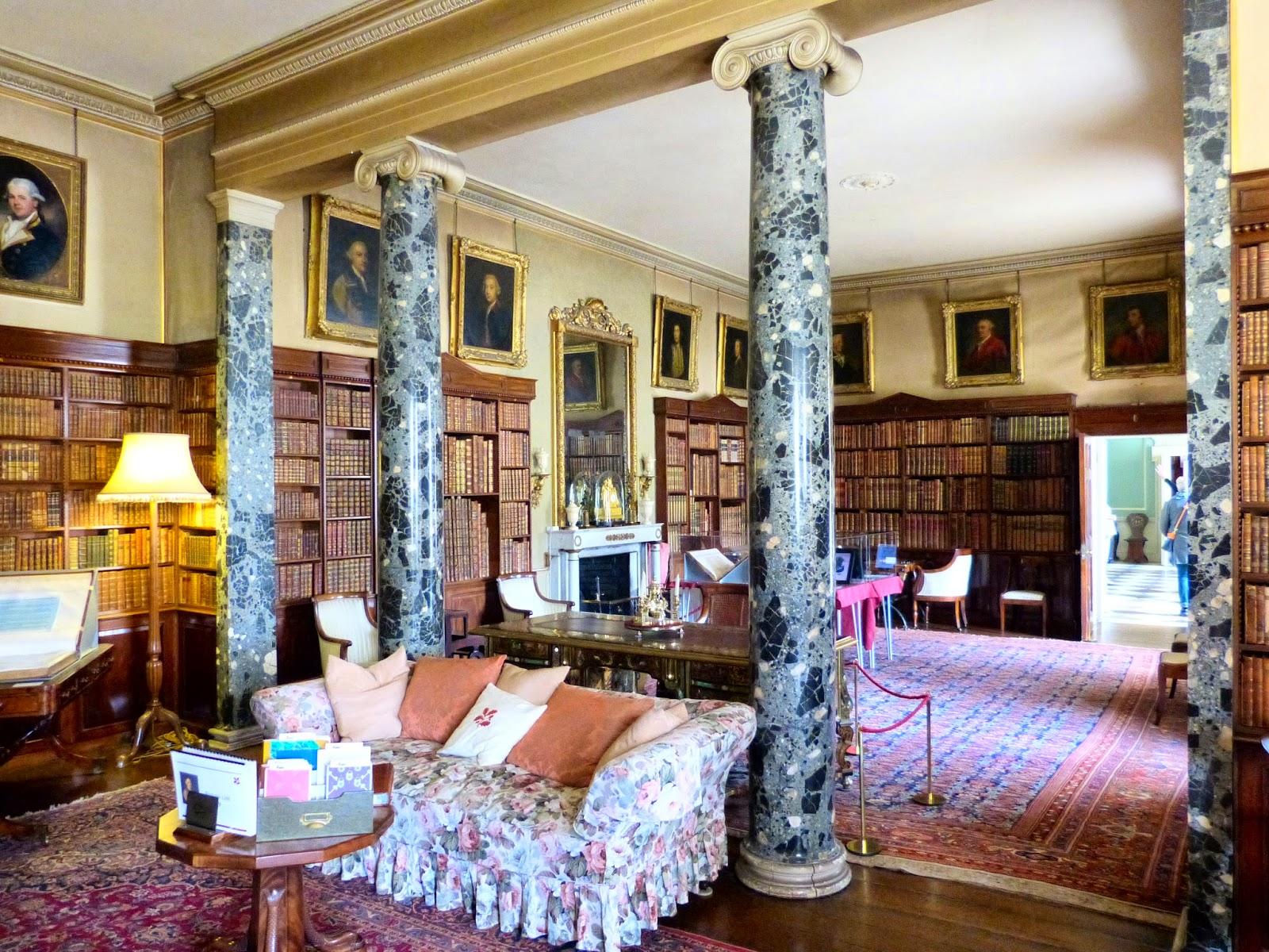 The Library, Saltram