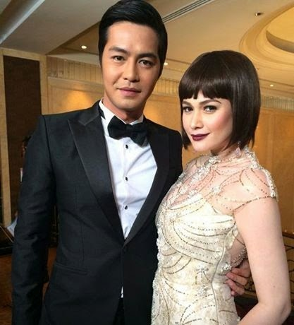 8th Star Magic Ball Couple Zanjoe Marudo and Bea Alonzo