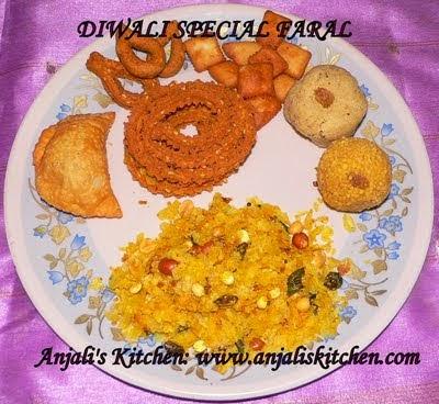 Diwali Special Recipes!!