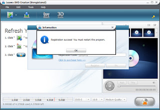 Leawo DVD Creator 5.1.0.0 Full Patch