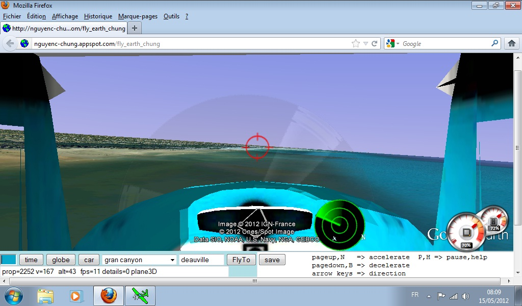 fbsound for google earth web flight simulator - Page 2 - freebasic net