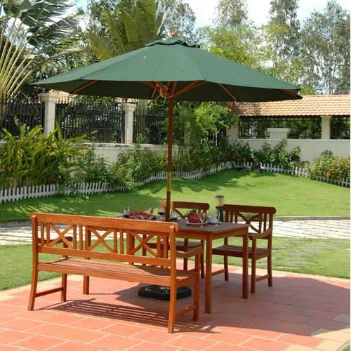 balthazar modern wooden dining furniture set