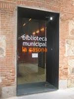 Biblioteca de La Casona: ¡Saca el carnet!