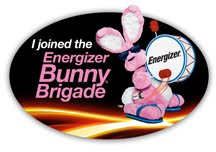 Energizer Bunny Brigade