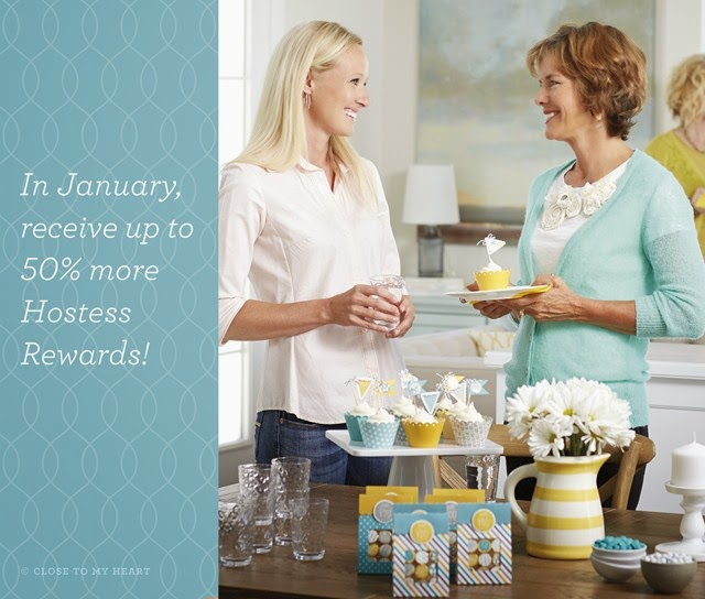 January Hostess Rewards
