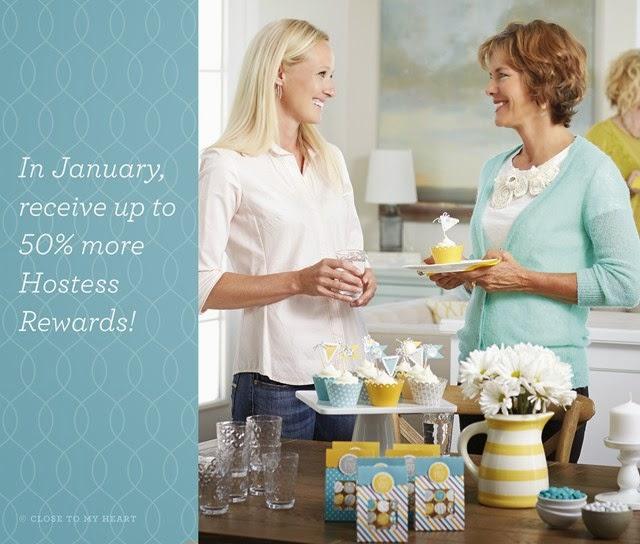 January Hostess Rewards