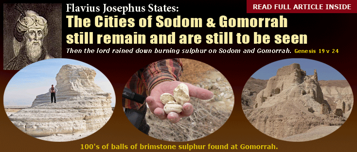 Our Search for Sodom and Gomorrah BOOK, IS FREE.  Read more: http://www.realdiscoveries.org/modules/articles/item.php?itemid=178#ixzz3PlB4P5jJ