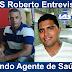 ACS Roberto, entrevista Ivando Agente de Saúde. Vejam essa entrevista no nosso blog, onde falamos sobre o Piso Nacional a CONACS, dentre outros assuntos de relevância para a categoria.