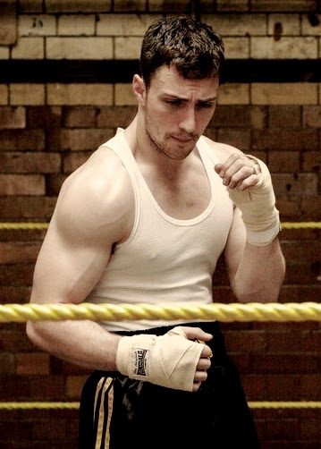 Aaron Taylor-Johnson Hot Body Muscle
