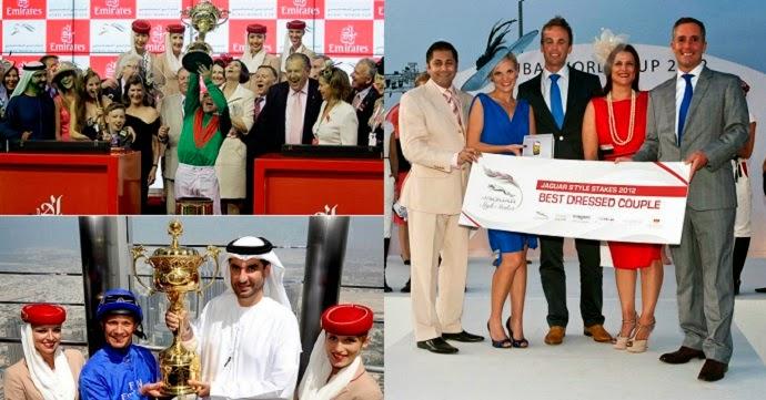 Dubai World Cup Fashion