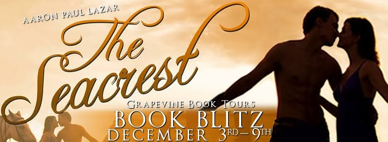 The Seacret Book Blitz and Giveaway