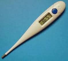 termometer, alat yang digunakan untuk mengukur suhu benda