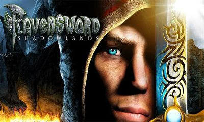 Free Download Ravensword Shadowlands Android Game Cover Photo