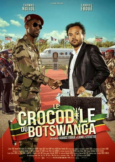 Le Crocodile du Botswanga VK Streaming