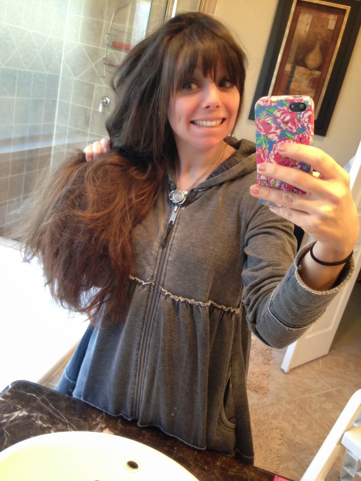 Momfessionals Weekend Wrap Up Locks Of Love Edition
