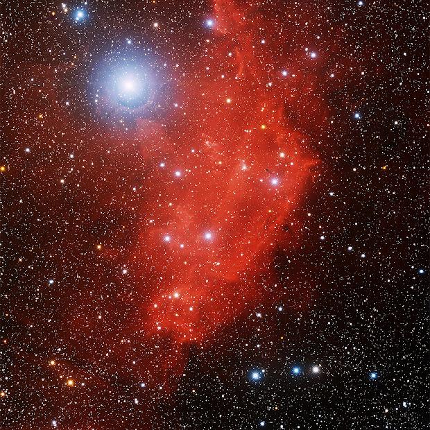 Emission Nebula Sh2-282