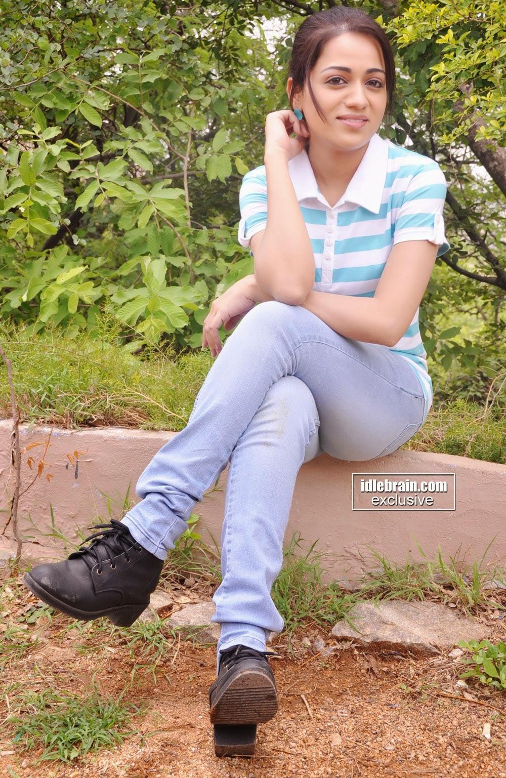 Reshma blue Jeans