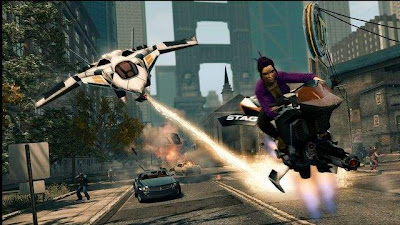 Saints Row The Third  2011 Full Free For PC