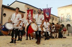 i tamburi medievali di Cividale