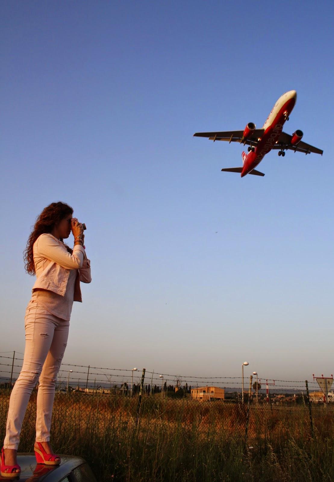 fotografía aviones