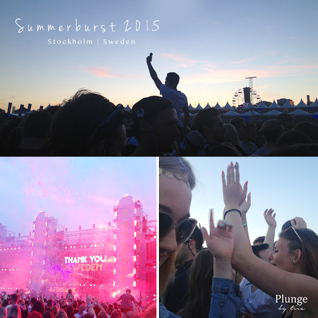 Summerburst Stockholm 2015